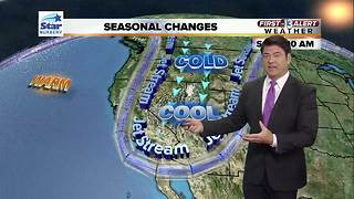 13 First Alert Weather for Sept. 22 - Video