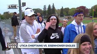 Utica vs. Eisenhower is our Leo's Coney Island Game of the Week - Video