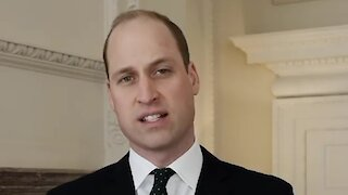 Watch: Prince William Releases Video Message Amid Coronavirus