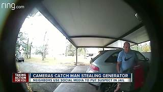 Facebook post pressures theft suspect to confess crime to victim - Video