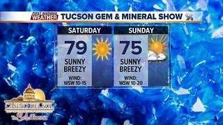 Chief Meteorologist Erin Christiansen's KGUN 9 Forecast Thursday, February 8, 2018 - Video
