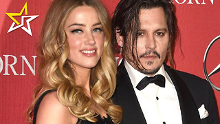 Amber Heard Files For Divorce From Johnny Depp After Just 15 Months Of Marriage - Video