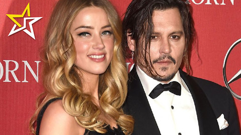 Amber Heard Files For Divorce From Johnny Depp After Just 15 Months Of Marriage
