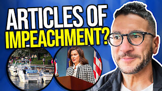 Articles of Impeachment Submitted Against Gretchen Whitmer