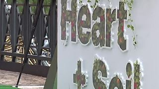 Three Square receives donation at Heart and Soil Day on Las Vegas Strip - Video
