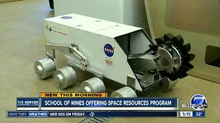 Colorado School of Mines starting space resources program