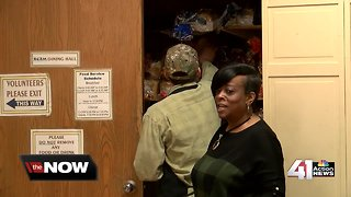 Kansas City Rescue Mission facing food shortage