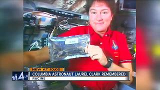 Remembering Columbia: 15 years since Racine astronaut died in explosion