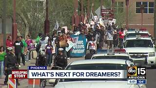 What's next for DREAMers after end of DACA program? - Video