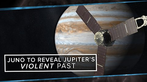 S2: Juno to Reveal Jupiter's Violent Past