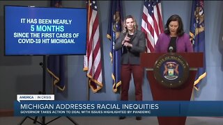 Michigan addresses racial inequities with new advisory counsel