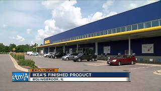 IKEA's finished project - Video