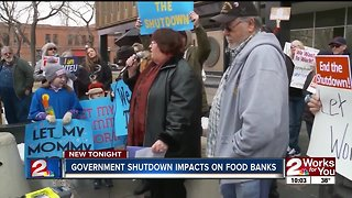 Food Bank ready to assist families of federal employees