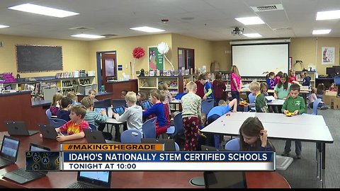 Making the Grade: Idaho schools lead the way in STEM education