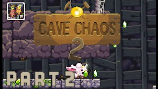 Cave Chaos 2   Part 2   Levels 9-15   Gameplay   Retro Flash Games