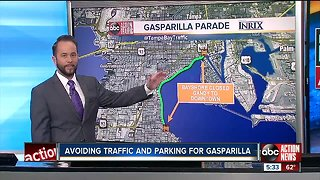 Gaparilla Traffic: What you need to know