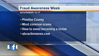 Pinellas detectives to host five fraud awareness workshops for residents - Video