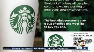 Free Starbucks drink for african-americans? - Video