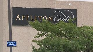 Judge approves sale of Appleton Coated to liquidation company - Video