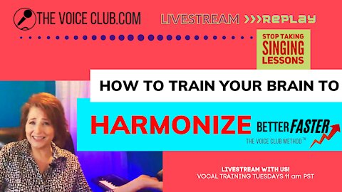How to Harmonize-better-FASTER