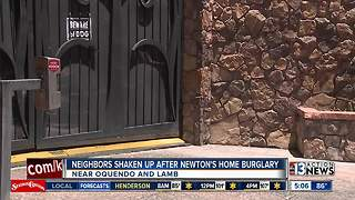 REPORT: Wayne Newton adds armed guards, boost security system after burglary