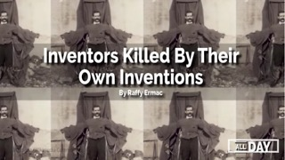 Killer inventions throughout history - Video