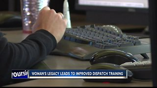 Woman's death inspires better dispatch education and training