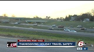 Thanksgiving Holiday Travel Safety - Video