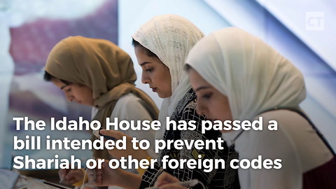 Idaho Takes Step Toward Banning Courts From Using Shariah Law