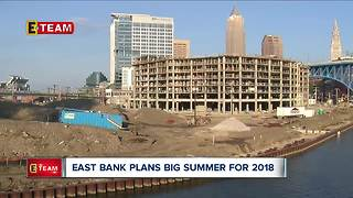Flats East Bank has some big things coming in 2018