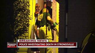 "Strongsville man to police: ""I think someone killed my wife"""