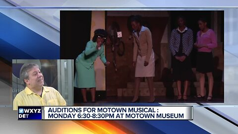 Mosaic Youth Theatre of Detroit hosting auditions for 'Now That I Can Dance – Motown 1962'