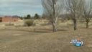 Dried up golf course hurts property values in Sunsites - Video