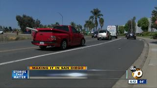 SR-78 drivers concerned about Caltrans work - Video