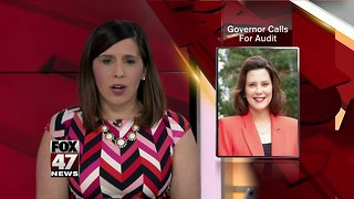 Whitmer orders audit into state catastrophic claims
