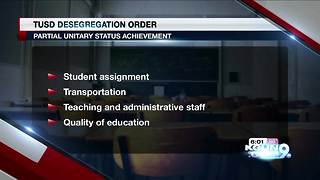 It's official: TUSD'S desegregation court order partially lifted
