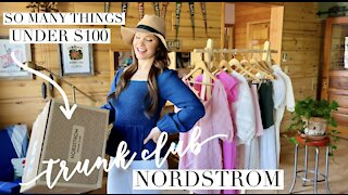 NORDSTROM TRUNK CLUB unboxing... SO MANY things UNDER $100!