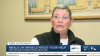 Meals on Wheels needs your help