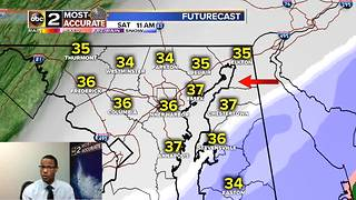 Wintry Weekend Ahead - Video