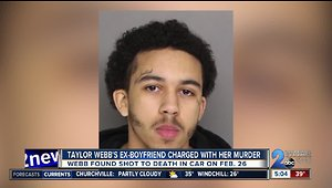 Ex-boyfriend of woman found dead in car in Perry Hall arrested for murder