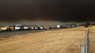 Deadly California Fires Force Hundreds Of Thousands To Evacuate