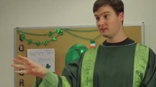 The Horrifying True Story of St. Patrick's Day - Video