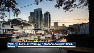 Closed downtown Quartyard could return this year - Video