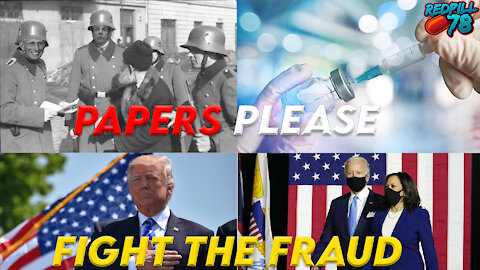 Vaccine Passport Being Prepped To Trample Our Civil Liberties, 5 Top Methods Of Election Fraud