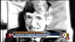 Stephen Hawking remembered