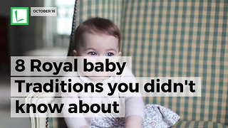 8 Royal Baby Traditions You Didn't Know About - Video