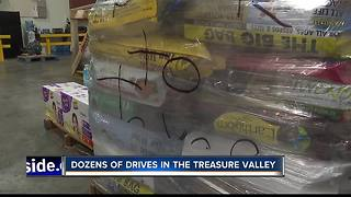 Treasure Valley helps during Harvey - Video