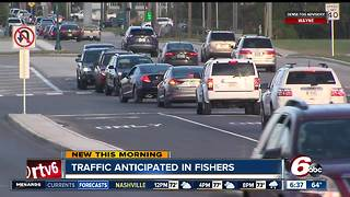 IKEA traffic could case issues for Fishers drivers - Video