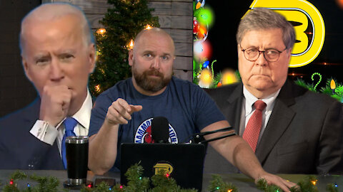AG Barr Resigns, Lockdowns Crushing Small Businesses & Joe Biden Coughs His Way Thru Speech | Ep 106