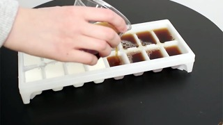 How to make iced coffee without diluting your drink - Video